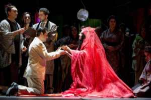 Teatro San Carlo: Butterfly di Ozpetek tra melo', attesa ed eros