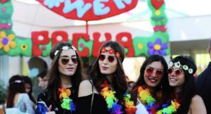 """Il Flower Power del Pacha di Ibiza in esclusiva al """"Nabilah""""-fotogallery"""