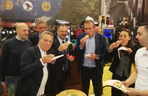 De Magistris al TuttoPizza 2019: Napoli vetrina ideale di un salone delle pizzerie