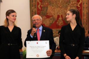 Ufficialmente nominati in Campidoglio gli Ambasciatori del Doc Italy
