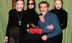 Michele Miglionico sfila all'Ambasciata d'Italia a Belgrado