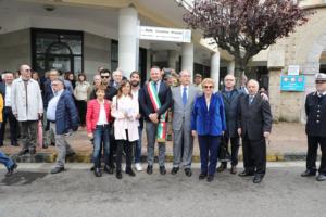 """Cerimonia di intitolazione della strada a """"Nino Rinaldi"""""""