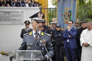 Cerimonia d'intitolazione del parco giochi di Piazzolla di Nola