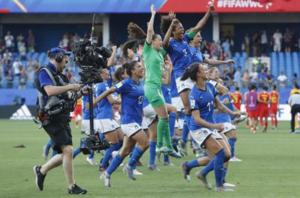 Mondiali donne: Bertolini 'Stiamo facendo grandi cose'