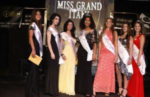 "Miss grand international, a Casaluce vince la stabiese ""Naomi Zaccaria"""
