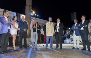 """Menù ischitano al Punta Molino, per le star del """"Global Festival"""""""