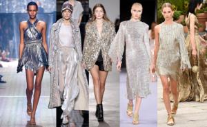 A tutto glitter: la moda splendente dell'estate 2019