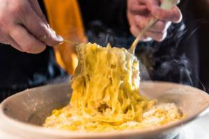 Fettuccine Alfredo,sbarca negli Usa storico piatto italiano