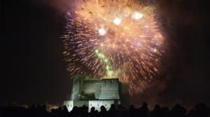 Mandolini sotto le Stelle e fuochi a Castel dell'Ovo: la Notte Magica per le Universiadi