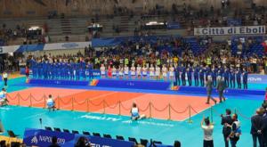 Universiade, è Argento per l'Italvolley femminile