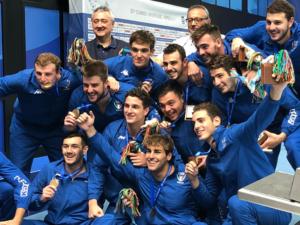"""Universiade, Pallanuoto: è del Settebello l'ultimo Oro 2019, travolto il team a """"Stelle e Strisce"""""""