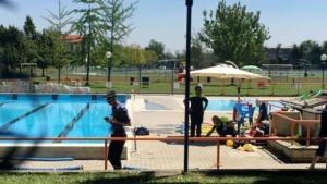 Bimbo di 5 anni cade in piscina, e' in coma farmacologico