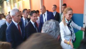 Universiadi: Conte, grande prova di Napoli e Campania