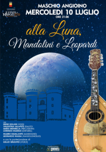 """""""Alla Luna, Mandolini e Leopardi"""""""