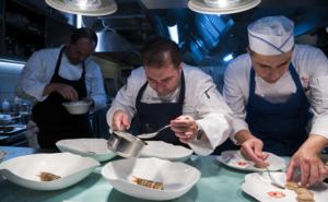 """""""Positano Gourmet"""" al ristorante La Serra con gli stellati Tramontano e Falser"""