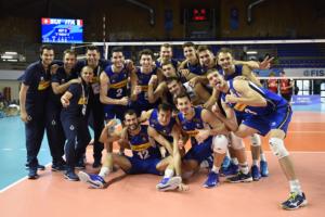 Universiade, Pallavolo Maschile: Storico Oro Italiano