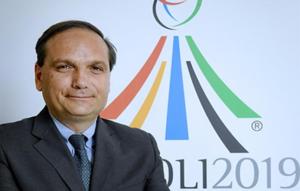 "L'intervista al commissario per le Universiade, ""Gianluca Basile"""