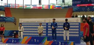 Universiade: Bronzo per Flecca nel Taekwondo