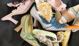 Le scarpe come arte: Manolo Blahnik in mostra a Londra