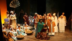 """Tutto esaurito per l'Aida a Luxor, """"cresce l'attesa"""""""