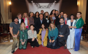 Consegnati i  CHI E' CHI AWARDS 2019 Le top model sfilano a Palazzo Marino #chiechiawards
