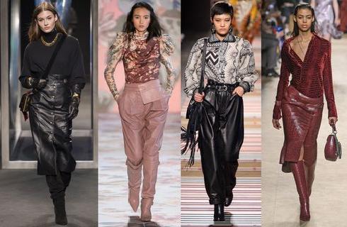 online store a1d8c 6317c Tendenze: moda autunno inverno stili, colori, forme, che ...