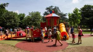 """Qualità della vita a Caserta: playground e giochi per """"bimbi disabili"""""""