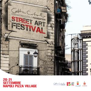 """'Costantino Cutolo Street Art Festival' ospite lo stellato """"Niko Romito"""""""