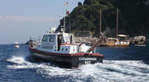 Furto milionario al largo di Capri a turista cinese