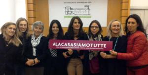 Casa internazionale delle donne: contro la violenza