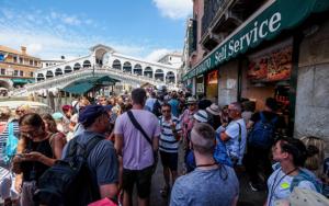 Un ticket per entrare a Venezia: si pagherà dal primo luglio 2020
