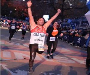 Maratona New York: paratleta di Ischia arriva in meno di 6 ore