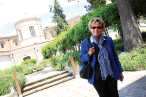 Il Mattino: premio letterario Matilde Serao alla scrittrice Dacia Maraini
