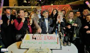 """A Villa Domi  """"Party del Sorriso """"Premio Cuore D'oro a Franco Ricciardi e Ciro Verdoliva"""