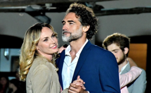 """Peppino di Capri live a Sorrento per l'anteprima del film """"Alessandra"""""""