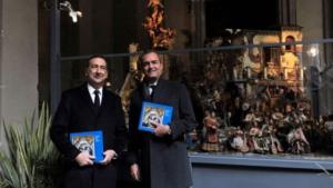 Natale: a Milano Presepe di Napoli nel segno dell'amicizia