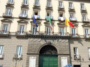 L'Arcobaleno Napoletano, presentazione a Palazzo San Giacomo