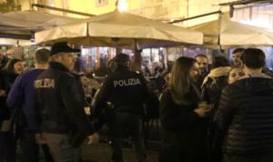 """Movida: raid di teppisti a Chiaia, """"il salotto buono della città"""""""
