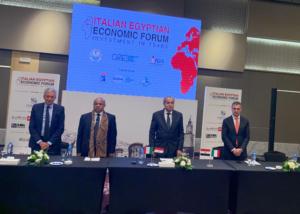 Si è concluso con grande successo: l'Italian Egyptian Economic Forum al Cairo