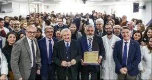 """De Luca: l'impegno della Regione su precari,""""ringrazio Speranza"""""""