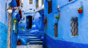 10 viaggi in blu: Ecco le 10 destinazioni, che invitano al viaggio
