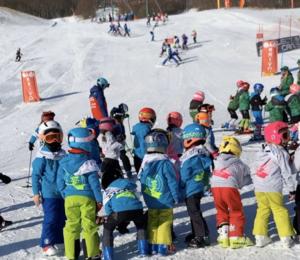 """Minisci: divertimento e sana competizione per i piccoli atleti a """"Roccaraso"""""""