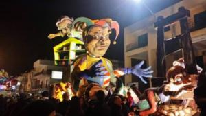Carnevale di Saviano. In migliaia alla prima giornata di festeggiamenti