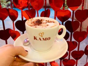 A San Valentino, Caffè Kamo celebra l'amore