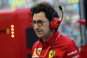 F1: Ferrari; Binotto, non siamo la squadra da battere