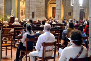 """Domenica con le Messe """"ritrovate"""": nessun disagio per le regole anti-Covid"""