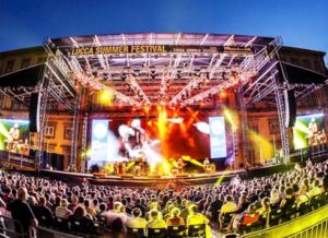 È ufficiale: stop di un anno per il Lucca Summer Festival