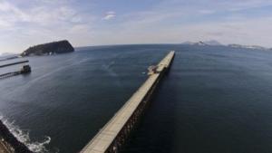 Riapre il pontile di Bagnoli, la passeggiata in mare più lunga d'Europa: gli orari