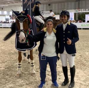 """Incontro con Martina Paradiso, esperta in Equitazione, """"legata alla passione per i cavalli"""""""