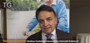 """Lockdown:30% di angioplastiche in meno, """"Campania a rischio cuore"""""""